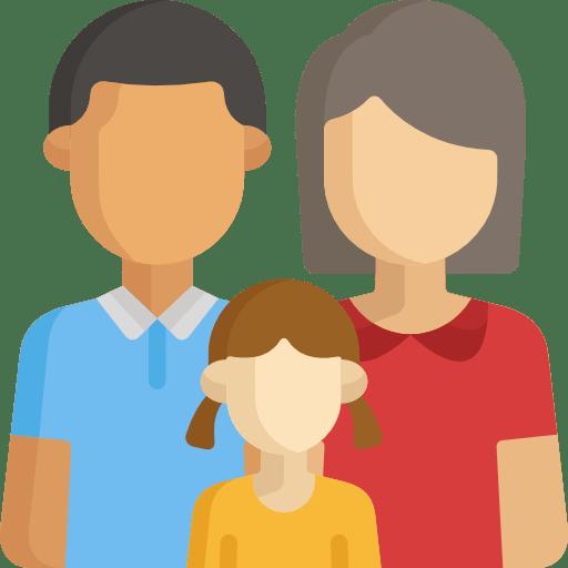 ikona rodina