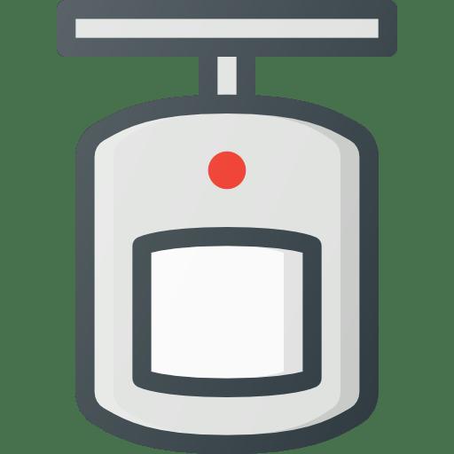 ikona pohybového senzoru