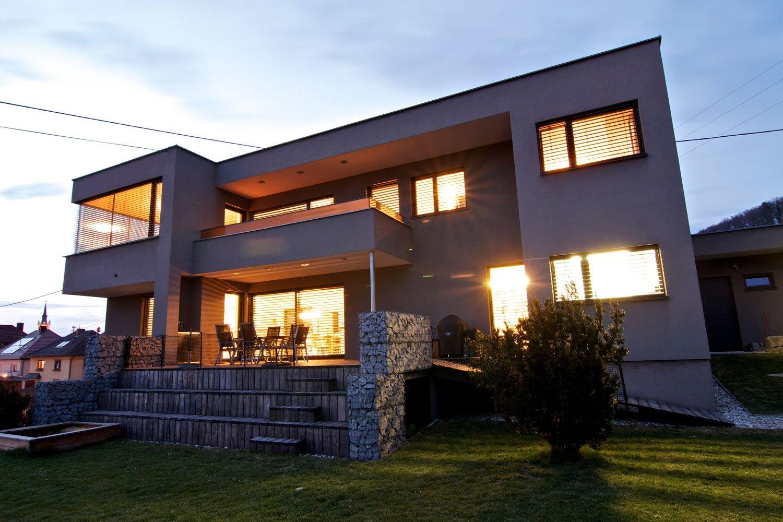 Moderný inteligentný domov