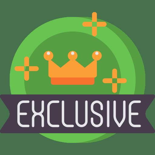 ikona exclusive