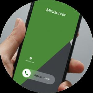 Inteligentný dom Vám môže zavolať na mobil